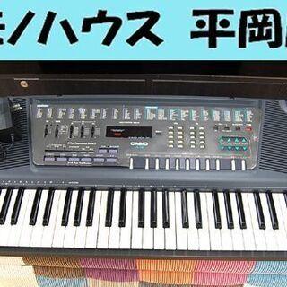 CASIO 電子キーボード CT-770 ブラック 幅95×奥行...