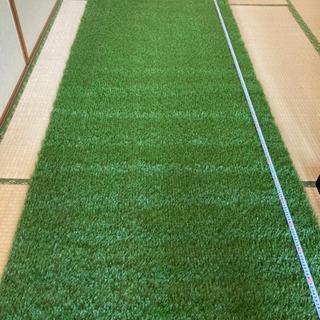 人工芝ロール約100センチ×365センチ
