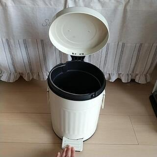 ゴミ箱ペダル式 おしゃれ Sサイズ - 豊島区