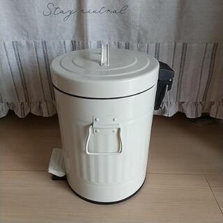 ゴミ箱ペダル式 おしゃれ Sサイズ − 東京都