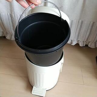 ゴミ箱ペダル式 おしゃれ Sサイズ - 売ります・あげます