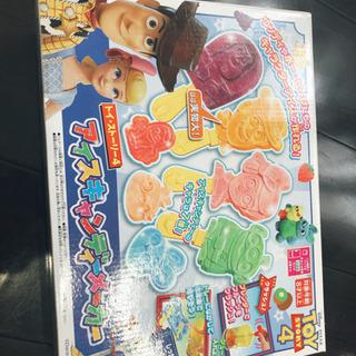 トイストーリーアイスキャンディーメーカー