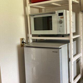 ニトリ 棚の高さが変えれる 冷蔵庫ラック