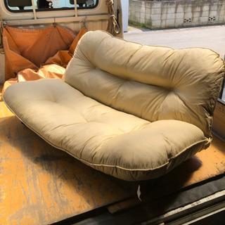 ロータイプ ソファー 汚れ、カビ痕有り