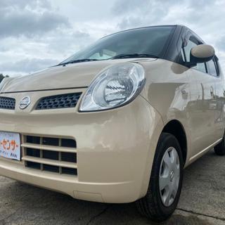 【支払い総額11.8万円】車検令和5年6月 MG22 モコ Tチ...