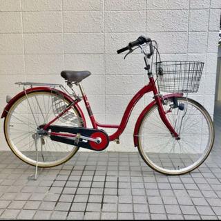 アサヒサイクル 自転車 26インチ