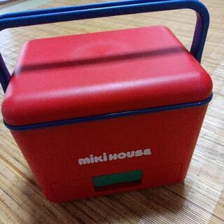 ミキハウスの、ランチボックス