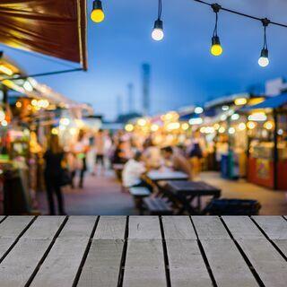 半田赤レンガ建物 夜市 ~グルメ&マルシェのナイトマーケット~ ...