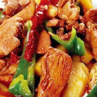 本番中華料理教室・限定3品・中国ウェグル料理ダーパンチー