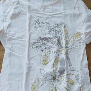 【中古】レディース Tシャツ Mサイズ