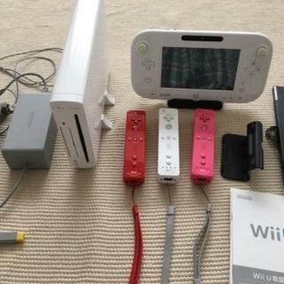 WiiU本体 リモコンプラスセット