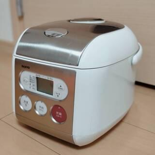 SANYO マイコンジャー炊飯器 3.5合炊き  ECJ-JS35