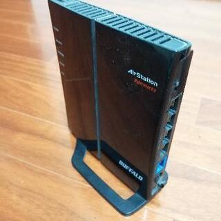 バッファロー 無線ルーター WHR-G301N