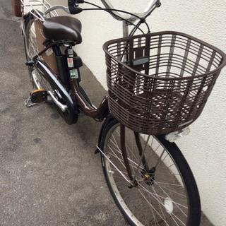 新品に近い状態‼️電動自転車