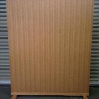 木製パーテーション W1200×H1560×30ミリ