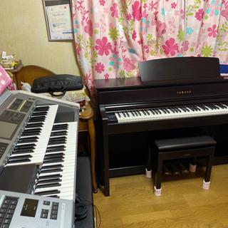 ピアノ・エレクトーンの出張レッスン生徒募集(大阪北摂)