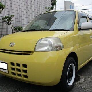 ダイハツ エッセ L オリジナルホワイトアクセント タイヤ4本新品