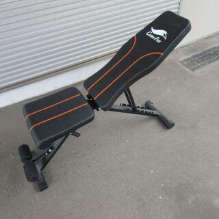 CuteeFox トレーニングベンチ マルチシットアップベンチ 腹筋
