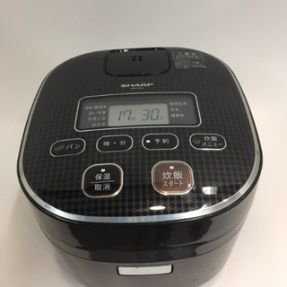 【ネット決済】J2cti0072969 ジャー炊飯器 SHARP...