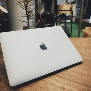 【ネット決済・配送可】MacBook Air シルバー 8GB ...