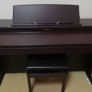 電子ピアノ ローランドHP-205 最上位機種 美品