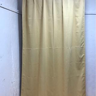 遮光カーテン2枚セット  100×204