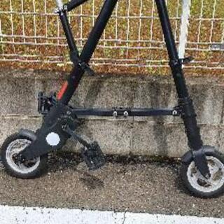 【ネット決済】A-BIKE 折りたたみ自転車