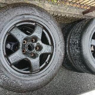 R32 スカイラインMスポホイール!!