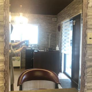 【ネット決済】美容室の鏡