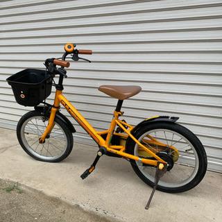 子供16インチ自転車