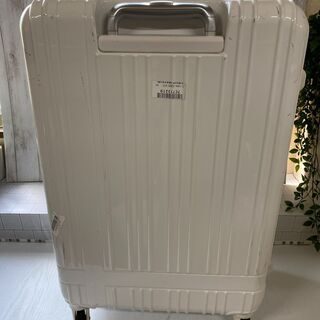 キャリーケース スーツケース 東急ハンズ TSA002 ホワイト...