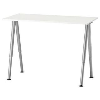 IKEA Thyge デスク ホワイト