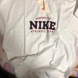 ナイキTシャツ(アメリカ製)LLサイズ位の大きめ