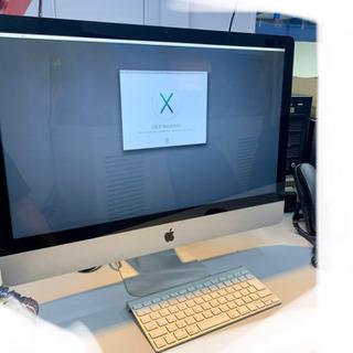 iMac 27インチ 2009年