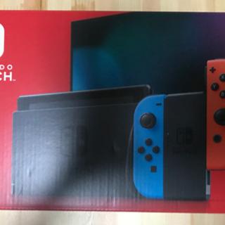 任天堂Switch 新品未使用