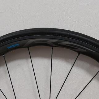 シマノホイール2021年1月購入WH-RS770-TL 2Way fit    - 自転車