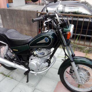 ヤマハ SR125 稀少バイクです