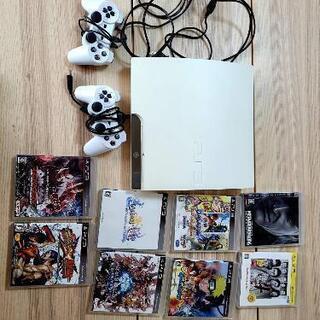 【ネット決済・配送可】PS3 ソフト8個 コントローラー2個