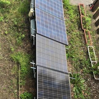 【お取引相談中】ソーラーセル・太陽電池