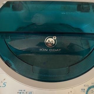 【ネット決済】シャープES-FG45 洗濯機