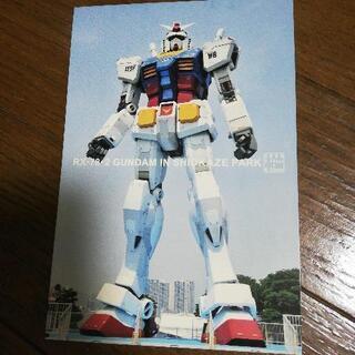 ガンダムプロジェクトポストカード