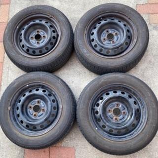【ネット決済】タイヤ 鉄ホイール 175/65R14