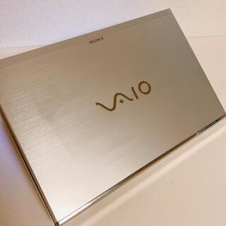 VAIO Core i7 ダブルドライブ  カメラ 薄型