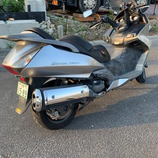 シルバーウィング400cc