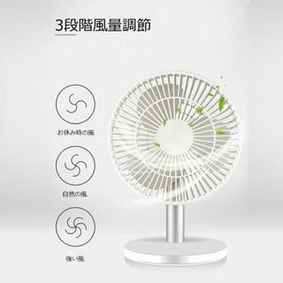 ハンディハン 扇風機 ミニ扇風機