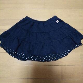 132)ミキハウス(リナちゃん)スカート