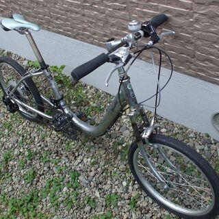 20インチ小径自転車