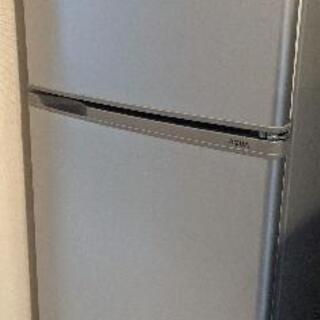 【ネット決済】AQUA アクア AQR-111F(S) [冷蔵庫...