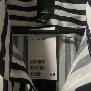 H&M 新品未使用 シャツ - 町田市