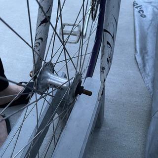 [中古] ピストバイク 固定ギア 修理必要
